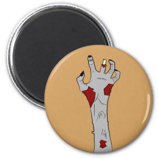 Zombies Give Zero F*ucks Magnet