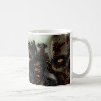 Zombies Halloween Mug