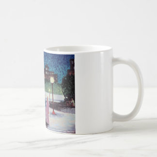 Zombies in the Park Coffee Mug
