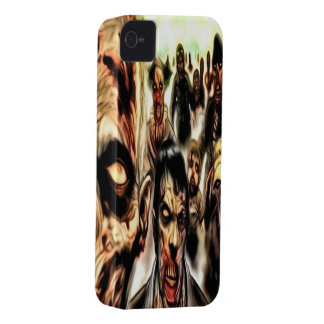 Zombies iPhone 4/4s Mate ID Case iPhone 4 Cases