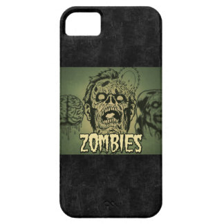 ZOMBIES iphone 5/5s case.