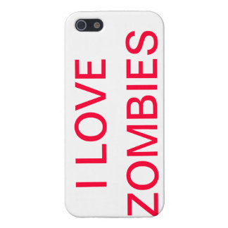 Zombies Cover For iPhone 5