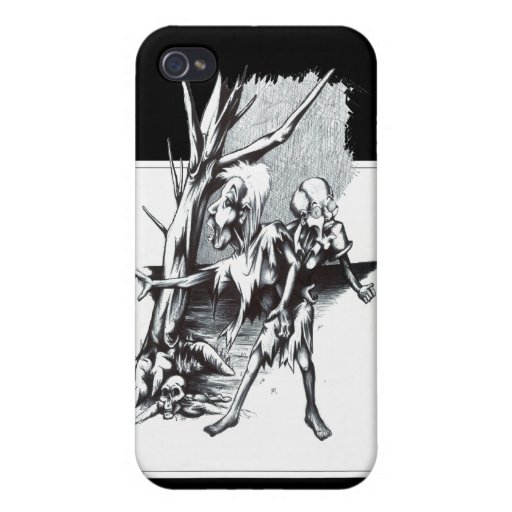 Zombies Covers For iPhone 4