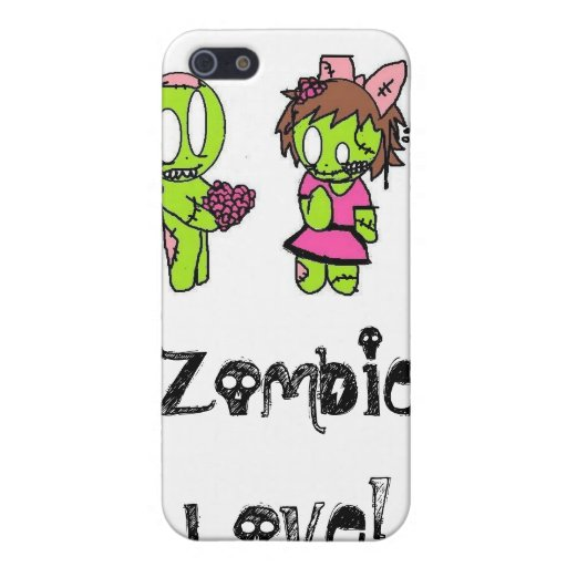 Zombies! Cases For iPhone 5