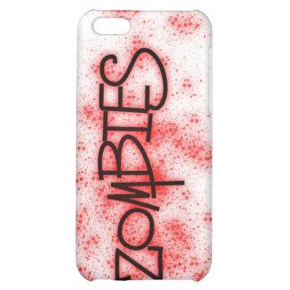 Zombies iPhone 5C Cases