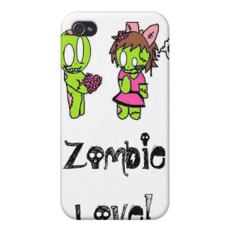 Zombies! Case For iPhone 4