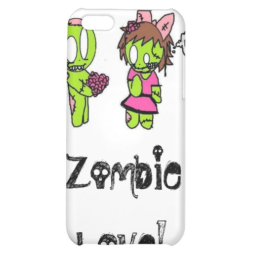 Zombies! Cover For iPhone 5C