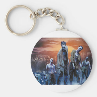 Zombies! Key Chains
