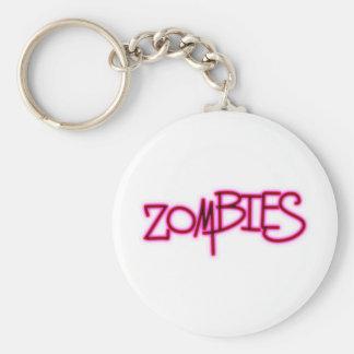 Zombies Key Chain