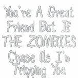 Zombies Mens Jacket