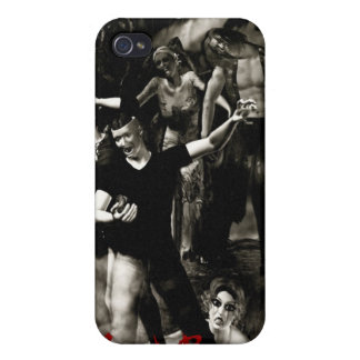 Zombies, Need Beer! iPhone 4/4S Covers