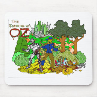 Zombies of OZ Mouse Pad