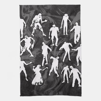 ZOMBIES TOWELS