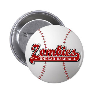 ZOMBIES Undead Baseball - button