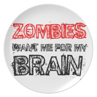 zombies want me for my brain plate