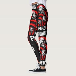 ZOMBIFIED_ skull_leggings2 Leggings