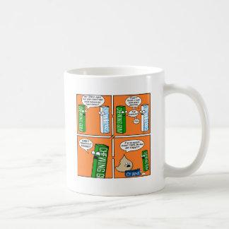 Zomic 6 - Breath test Coffee Mug