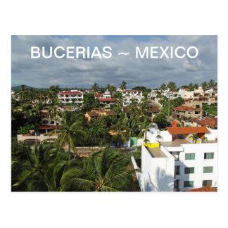 Zona Dorada Bucerias Mexico 3 Postcard