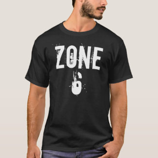 Zone 6 , Atlanta T-Shirt