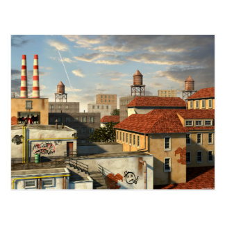 Zone Industrielle - Day Post Cards