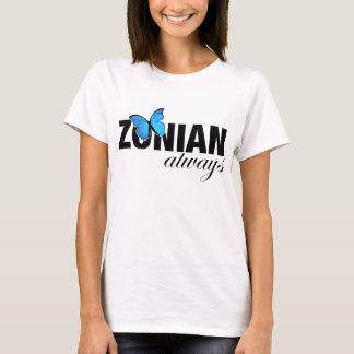Zonian always T-Shirt