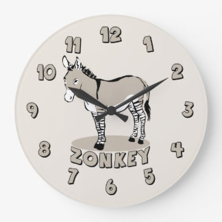 Zonkey Wall Clocks