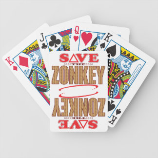 Zonkey Save Card Deck