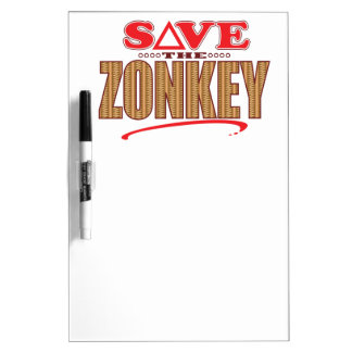 Zonkey Save Dry Erase Whiteboards