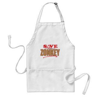 Zonkey Save Standard Apron