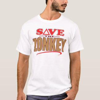 Zonkey Save T-Shirt