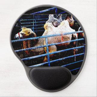 zoo animal mousepad circus by Heiko Friedlein BRD Gel Mouse Pad