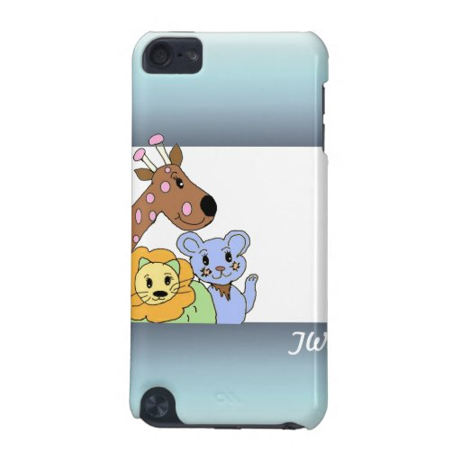 Zoo Animals iPod Touch 5G Covers