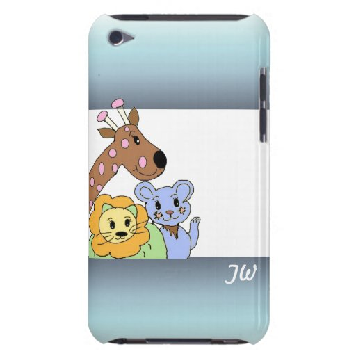 Zoo Animals iPod Touch Covers