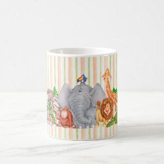 Zoo Animals - Mug