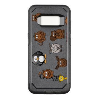 Zoo Animals OtterBox Commuter Samsung Galaxy S8 Case
