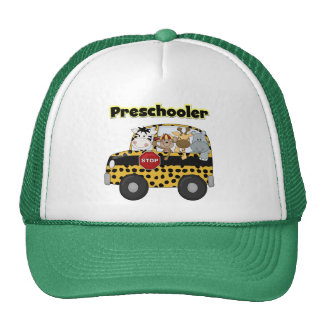 Zoo Animals Preschool Tshirts and Gifts Cap