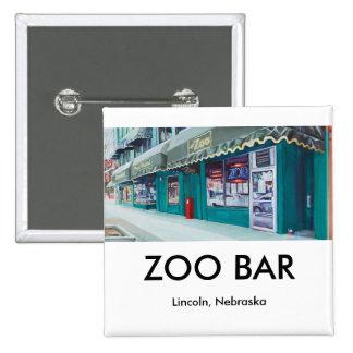 Zoo Bar Buttons