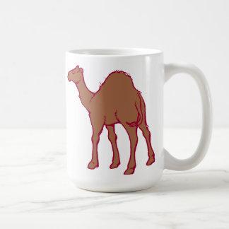 Zoo CAMEL Basic White Mug