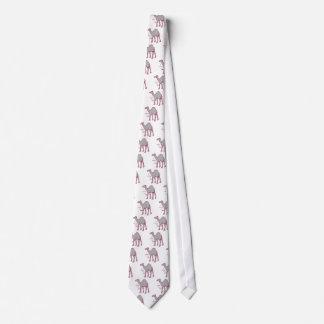 Zoo Camel Tie