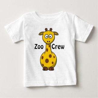 Zoo Crew Giraffe Baby T-Shirt