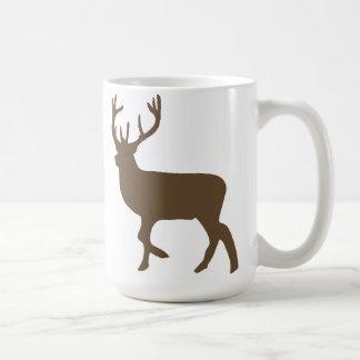 Zoo DEER Basic White Mug