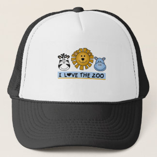 Zoo Friends T-shirts and Gifts Trucker Hat