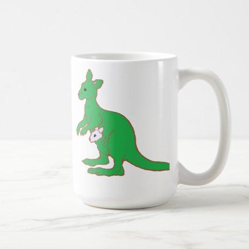 Zoo KANGAROO Mug