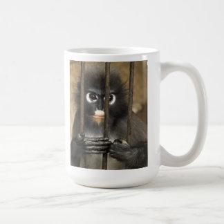 Zoo Monkey Mug