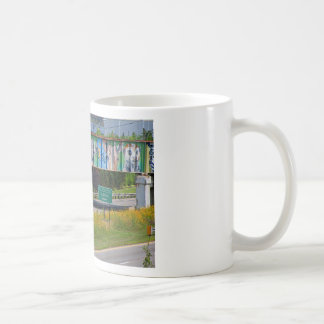 Zoo Mural Coffee Mug