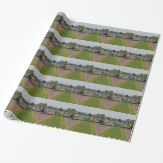 Zoo Mural II Wrapping Paper
