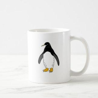 Zoo Penguin Basic White Mug