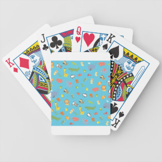 ZooBloo Bicycle Playing Cards