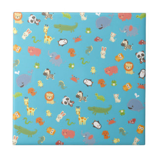 ZooBloo Ceramic Tile