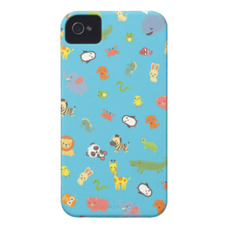 ZooBloo iPhone 4 Case-Mate Case